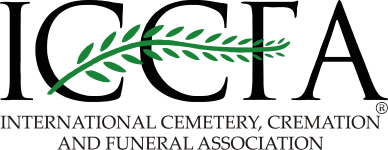 International Cemetery Cremation and Funeral Association Logo